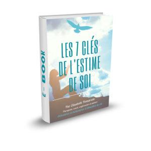 Ebook Les 7 clés de l'estime de soi - Elisabeth Pomarede